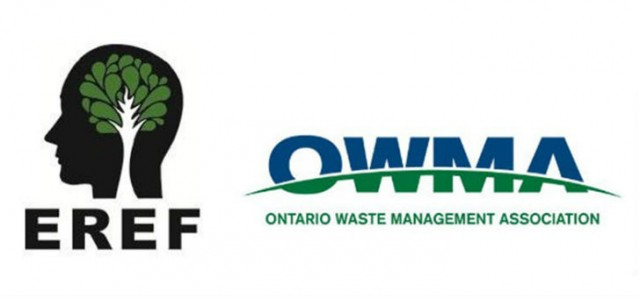 EREF and Ontario Waste Management Association working to strengthen funding of Canadian-based research and scholarships