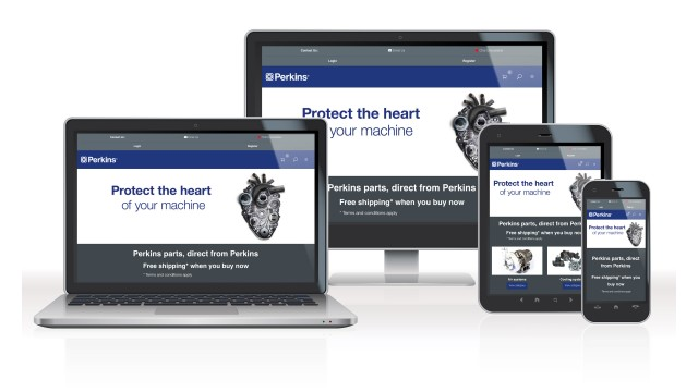 Perkins opens new online platform for genuine parts