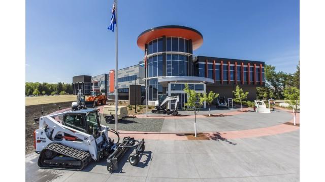 Headquarters expansion opens at Doosan Bobcat North America