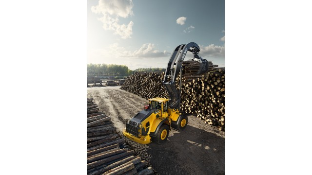 Volvo businesses join together to show benefits for forestry customers