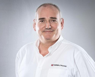 Terex Trucks appoints new Global Sales Lead