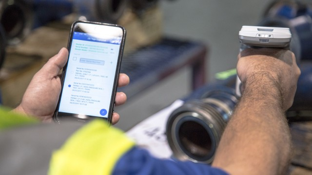 RFID technology and app pair to offer companies insight on iron assets
