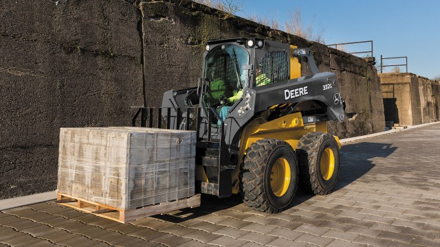 Severe-duty pallet forks ideal for material handling jobs