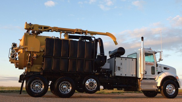 New PTO-driven options available for vacuum excavators