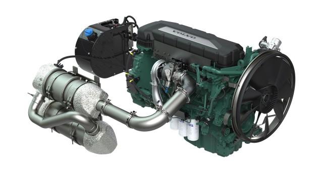 Volvo Penta 11-litre engine gets higher power output