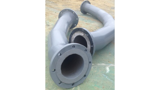 Pipe available in multiple dimensions with guaranteed wear