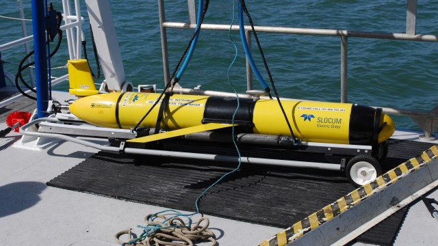 Remote sensing equipment for oil spill response validated in tests