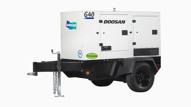 Mid-range mobile generator