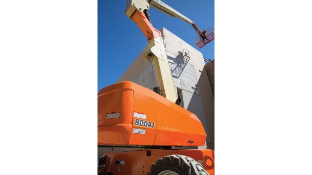JLG launches ClearSky fleet management system