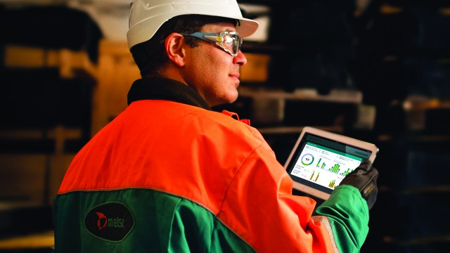 Metso Metrics makes it easy to track, monitor and maintain a fleet of crushing equipment for maximum performance.