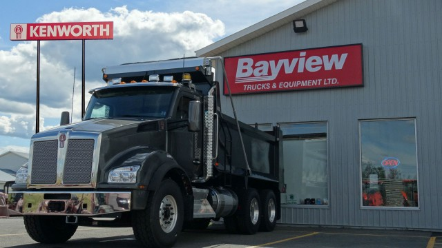New Kenworth dealership opens in Woodstock, NB