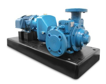 Sliding vane pumps excel in chemical-transfer spots