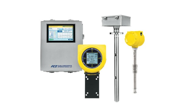 Family of multipoint thermal flow meters