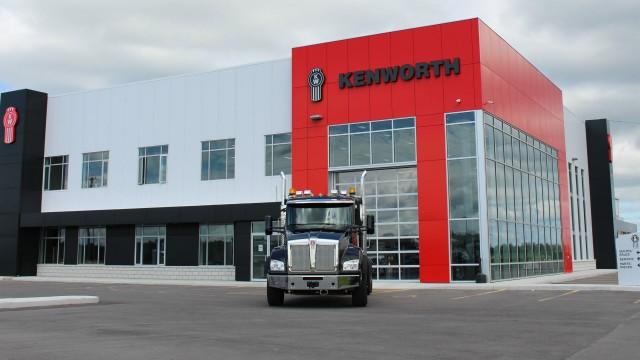 Kenworth Ontario Ottawa dealership relocates to new facility