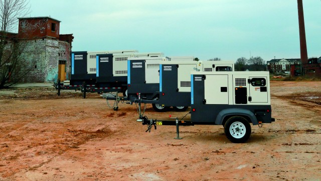 Atlas Copco introduces new QAS generator range