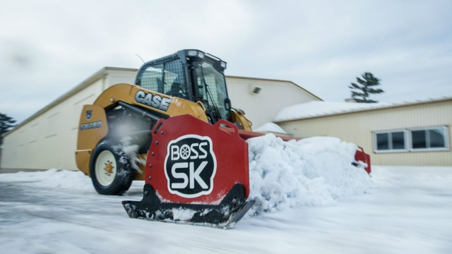 Snow and ice control innovations ready for winter work