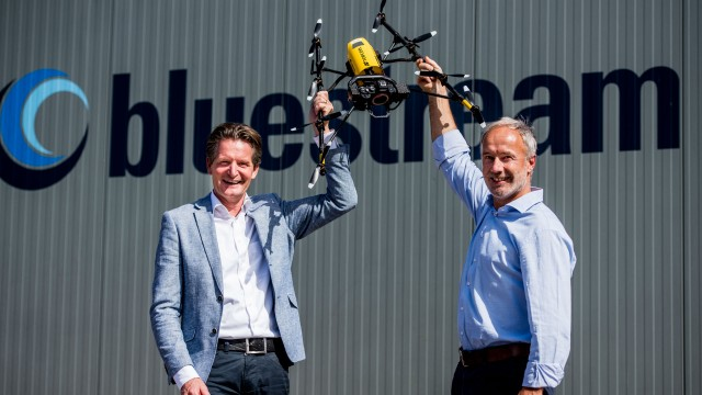 UAV inspection services expand with partnership