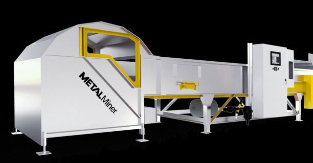 MetalMiner is MSS' next generation of induction-based true all-metal detectors.