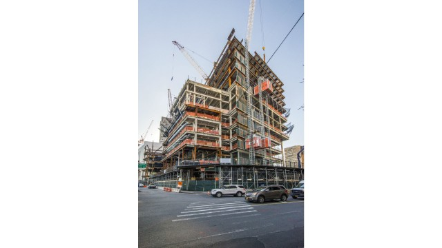 Hoist helps healthcare expansion project
