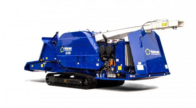 Peterson announces new 6310B Drum Chipper