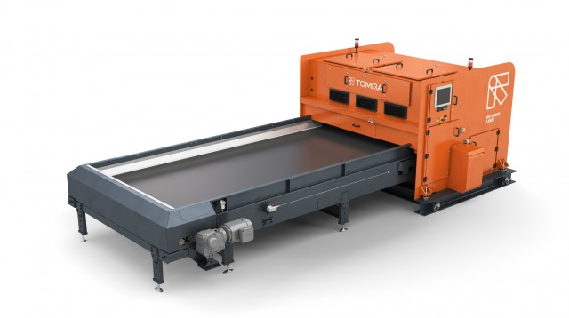 New AutoSort Laser designed to increase sorting efficiency for household and commercial waste