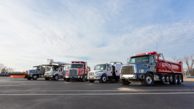 New product options launched by Freightliner at NACV Show