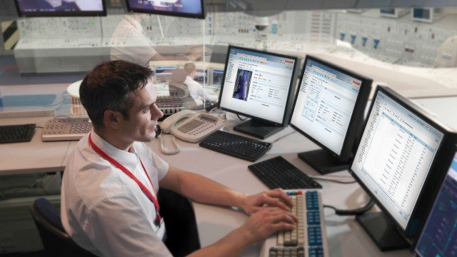Control room solution allows modernization of systems