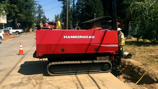 HammerHead Trenchless launches remote-controlled 22-ton winch at ICUEE