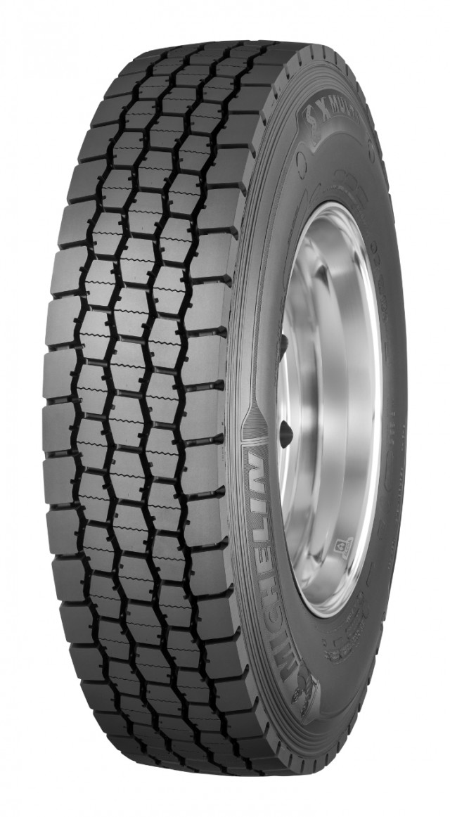 Available for Western Star 4700, 4800, 4900 and 5700XE truck models, the new Michelin X® Multi D tire is a factory-installed option designed for best-in-class mileage performance and scrub resistance with no compromise to traction.