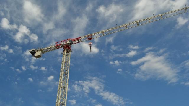 New Terex flat top tower crane boasts 80 m jib and 20-tonne maximum capacity