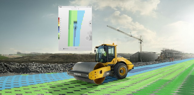 Volvo releases Compact Assist for Soil, providing real-time operator feedback for fast, accurate soil compaction