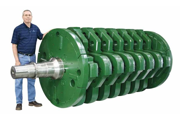 Shredder Rotor Assembly
