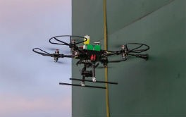 Drone survey operator announces Ultrasonic Thickness Testing system