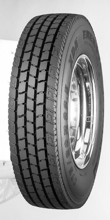 Michelin shows off fleet innovations including new drive-position tire