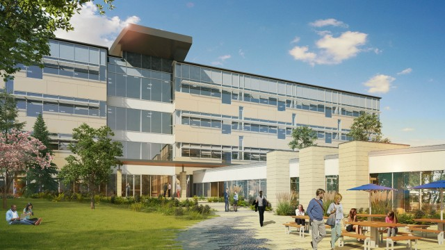 Construction begins on new Trimble campus expansion in Colorado