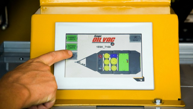 Sage Oil Vac Launches All-New NextLube Monitor System