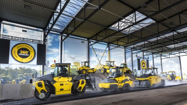 "BOMAG showcases product portfolio and new technologies at ""Innovation Days"""