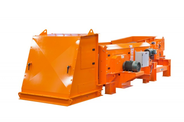 Eriez' Ultra High-Frequency Eddy Current Separator is engineered to recover ultra-fine aluminum, copper and other nonferrous fines, which can typically be missed by traditional ECS when processing materials such as ASR (Auto Shredder Residue).