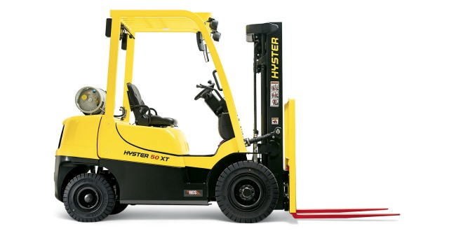 Wajax marks 50 years of Hyster partnership