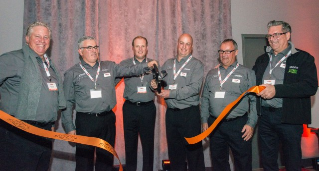 Ahern Canada celebrates official launch at Edmonton facility