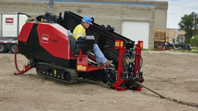 Innovative directional drill delivers power and convenience
