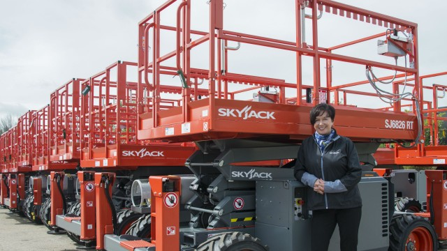 Skyjack adds new global marketing communications manager