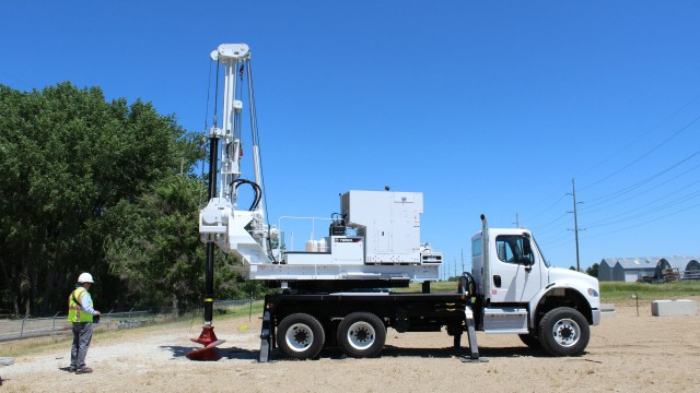 Enhanced auger drills launched by Terex