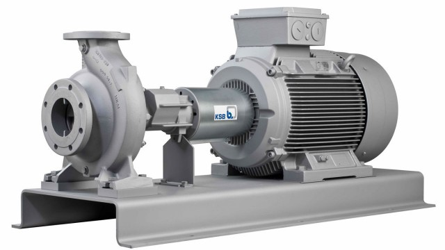 High-temperature pumps improved with high flow capacities