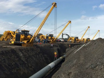 Brandt gaining traction with dedicated pipelayer