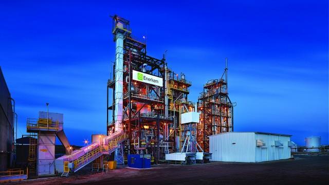 Enerkem's Edmonton waste-to-biofuel facility receives EPA approval, opening up world's largest market