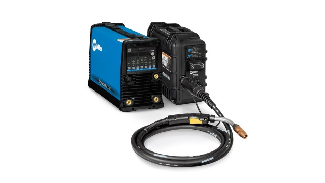 Multiprocess welder provides portable solution