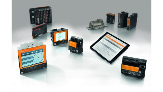 End-to-end energy monitoring component portfolio