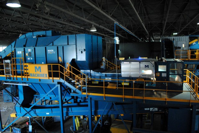 Major MRF upgrade for Récupération Mauricie​