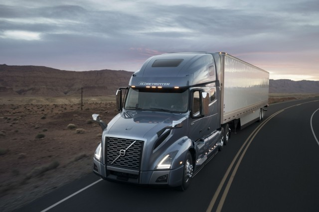 Volvo Trucks supports solutions for ELD mandate compliance